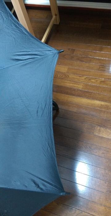 傘修理セット 傘リペアキット裏側